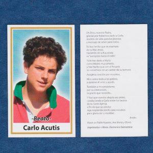 ES-6550 Carlos Acutis